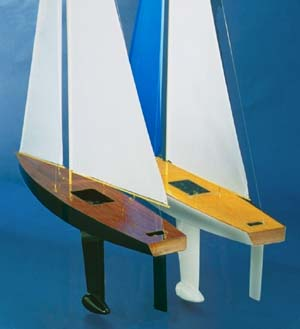 radio control sailboat pond sailer pond sailor toy boats ...